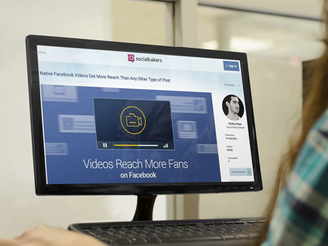 socialbakers study placeit image